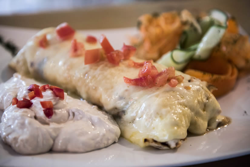 Roll Burritos
